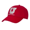 Cover Image for Utah Utes Block U Basketball Adjustable Hat
