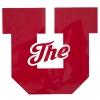 "Image for Utah Utes The U 4"" Decal"