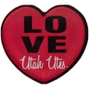 Image for Love Utah Utes Magnet