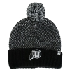 Image for 47 Brand Athletic Logo Knitted Pom Pom Beanie