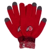 Image for 47 Brand Athletic Logo Tricolor Texting Gloves