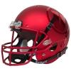 Image for University of Utah Red Tonal Athletic Logo Replica Helmet