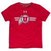 Image for Under Armour 2017 Sideline Athletic Logo Youth T Shirt