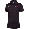 Image for Under Armour Women's Athletic Logo Subtle Stripes Polo