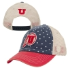 Image for Top of the World Patriotic Athletic Logo Adjustable Hat
