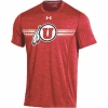 Cover Image for Utah Utes Stance Socks Athletic Logo Geo Stripe