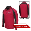 Image for Colosseum Utah Athletic Logo Quarter Zip