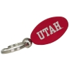 Image for Utah Utes Oval Keychain