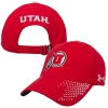 Image for Under Armour Athletic Logo Red Adjustable Hat