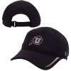 Image for Under Armour Black Athletic logo Men Adjustable hat