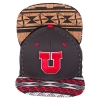 Image for Zephyr Block U Toa Collection Adjustable Black Hat