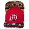 Image for Zephyr Athletic Logo Toa Collection Adjustable Red Hat