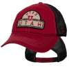 Image for Zephyr Utes Utah Block U Adjustable Mesh Back Hat