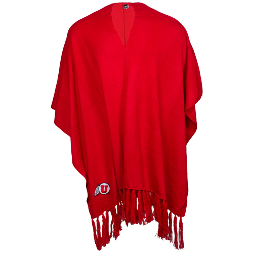 Image For ZooZatz Women's Athletic Logo Shawl