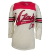 Image for 4Her Utah Utes Athletic Logo Baseball Tee