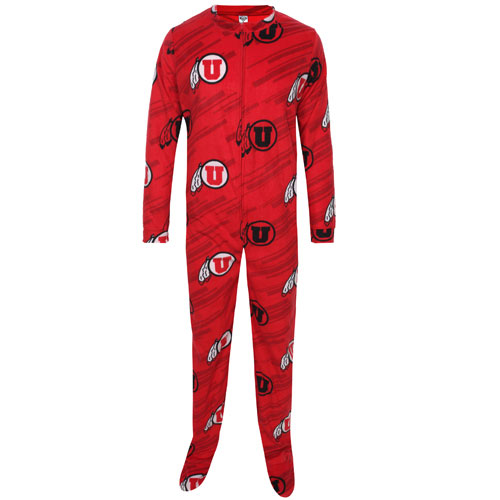 Image For Athletic Logo Unisex Union Suit