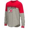 Image for Utah Athletic Logo Youth Girls Long Sleeve
