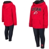 Image for Colosseum Girls Utah Athletic Logo Hoodie and Pant Set