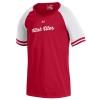 Image for Under Armour Utah Utes Baseball Styled Girls T-Shirt
