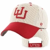 Image for Utah Utes Interlocking U Baseball 47 Brand Hat