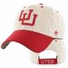 Image for Utah Utes Interlocking U Baseball 47 Brand Hat
