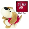 "Image for 8"" Athletic Logo Floppy Dog Plush"
