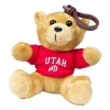 Cover Image for Athletic Logo Sweatshirt 8 Inch Teddy Bear