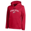 Image for Under Armour Utah Utes Hooded Sweat Shirt with Athletic Logo