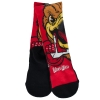 Cover Image for Utah Utes Athletic Logo Athletic Logo Collage Youth Socks