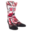 Cover Image for Rock'em Athletic Logo Block U Collage Adult Socks