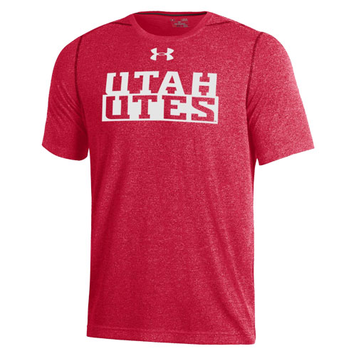 Cover Image For Under Armour Utah Utes Threadbare T-Shirt