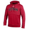 Image for Under Armour 2017 Sideline UTAH Fleece Hoodie