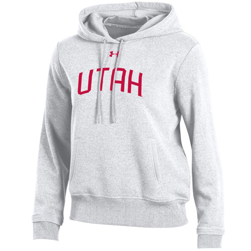 Image For Under Armour Women's Arched Utah Hoodie