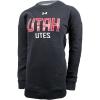 Image for Under Armour Utah Utes Women's Longline Sweatshirt