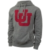 Image for League Interlocking U Hooded Triblend Sweatshirt