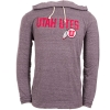 Image for Gear Grey UTAH UTES Athletic Logo Hooded Pullover