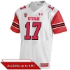 Image for Utah Utes Under Armour 2017 Football Jersey
