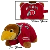 Image for Utah Utes Swoop Pillow Pet