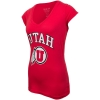 Image for Utah Utes Athletic Logo Womens V-Neck