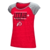 Image for Colosseum Utah Utes Athletic Logo Youth Girls T-Shirt