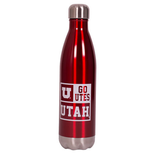 Image For Force Red Metallic bottle