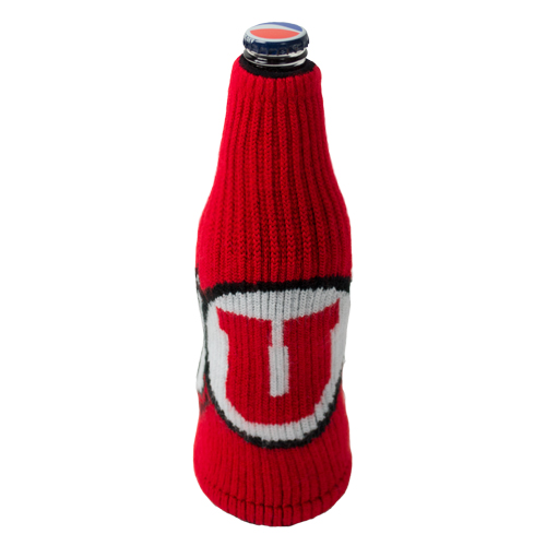 Image For Zino Athletic Logo Bottle Koozie
