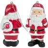 Image for University Of Utah Santa Claus Ornament