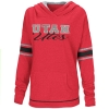 Image for Colosseum Women's Utah Utes Hooded Sweatshirt