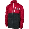 Image for Utah Athletic Logo Windbreaker Jacket