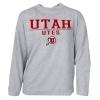 Image for Concepts Sports Utah Utes Women's Sweatshirt