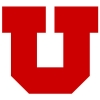 Cover Image for Utah Utes Athletic Logo Large Wall Decal