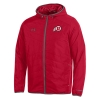 Image for Under Armour Athletic Logo Hooded Quilted Jacket