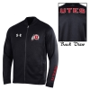 Image for Under Armour Utah Utes Athletic Logo Full Zip Warm Up