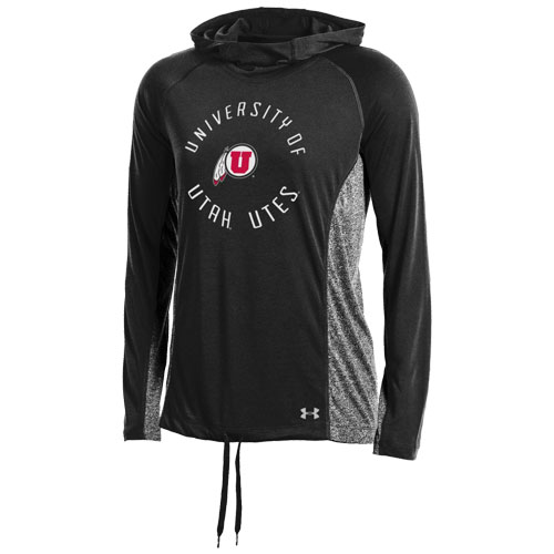 Cover Image For Under Armour Women Athletic Logo Hoodie
